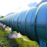 Land Fill Pipelines  in Aberaman 2