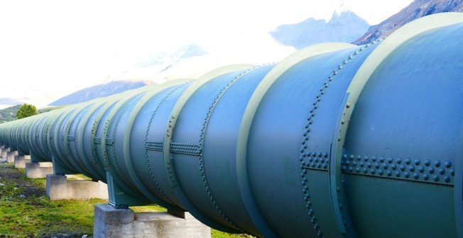 HDPE Pipe in A' Chill