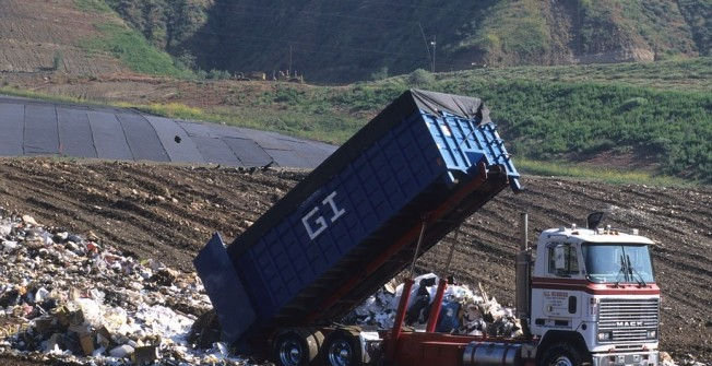 Landfill Pipeworks in Ailsworth
